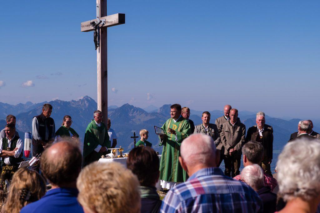 Berg-Gottesdienst am 25. Sept. 2016