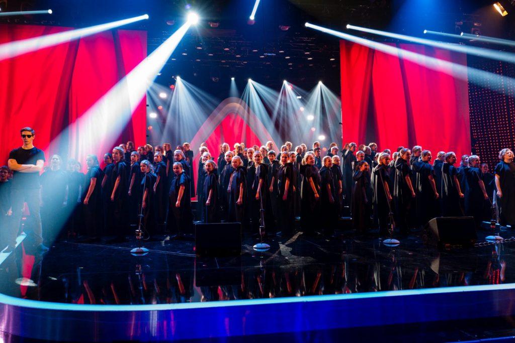 """ORF-Halbfinale der Casting-Show """"Die große Chance der Chöre"""""""