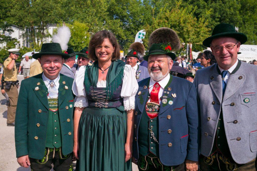 Gaufest in Rosenheim