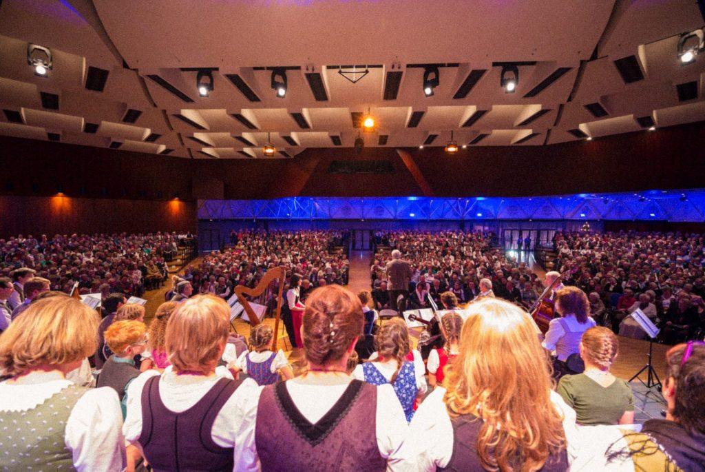 Rosenheimer Adventsingen im KU'KO 2015