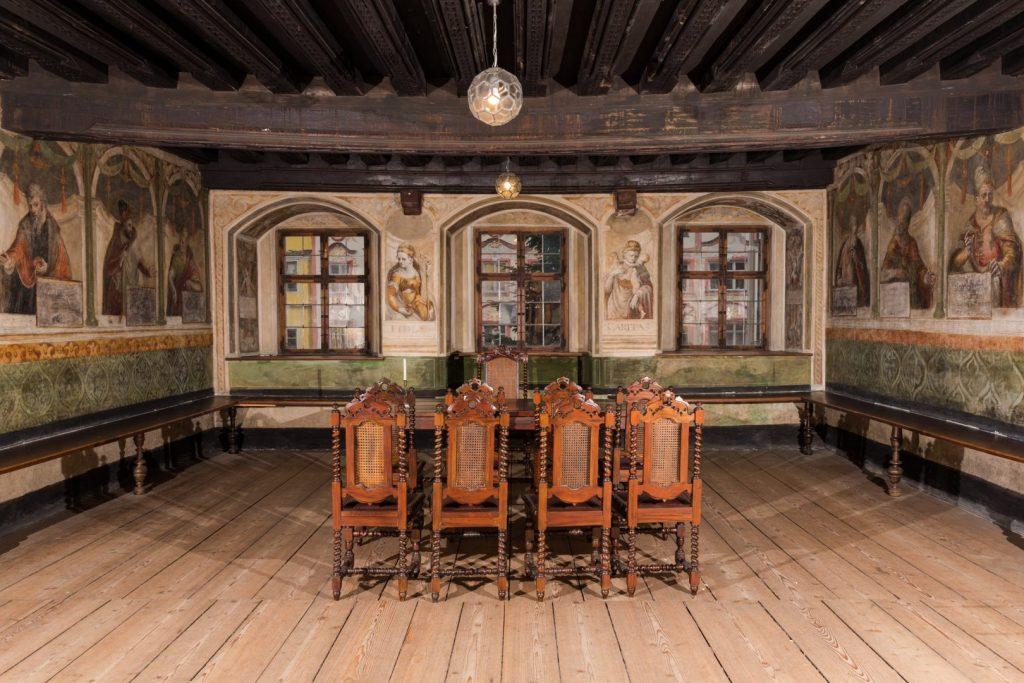 Der kleine Rathaussaal