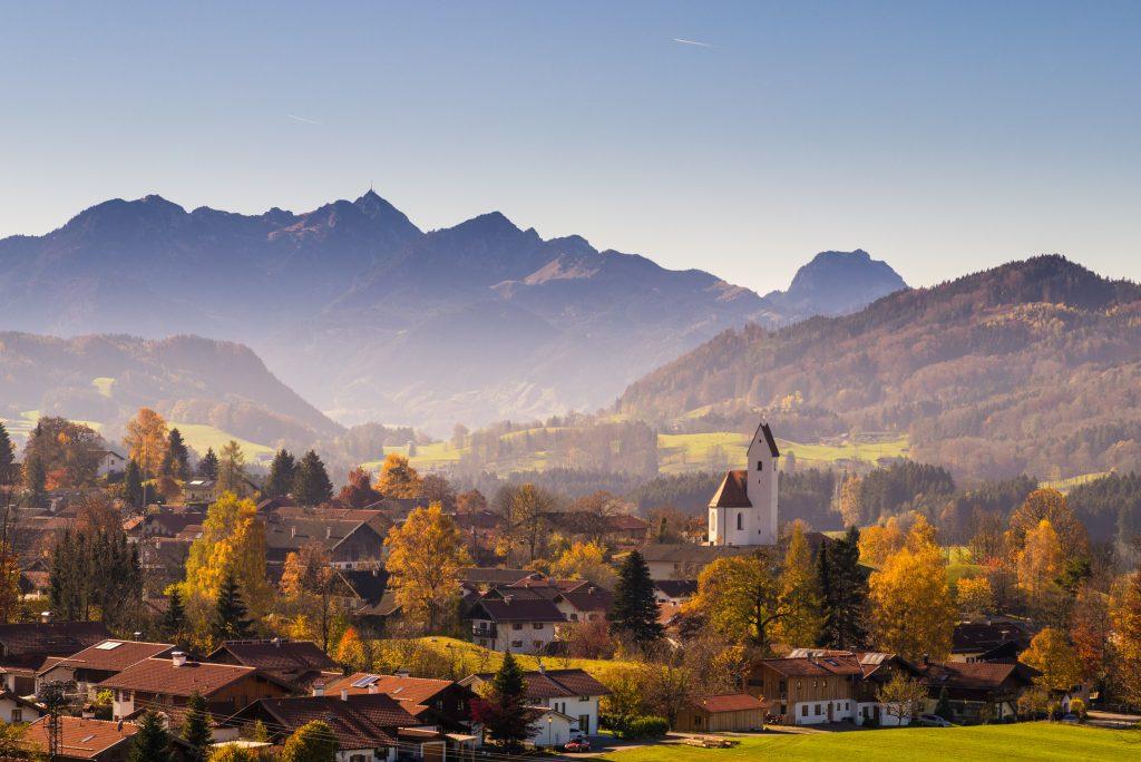 Grainbach im Herbst