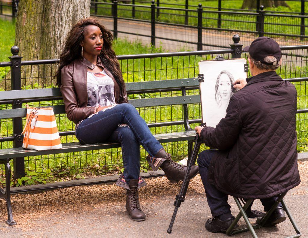 Central Park: Treffpunkt für New Yorker