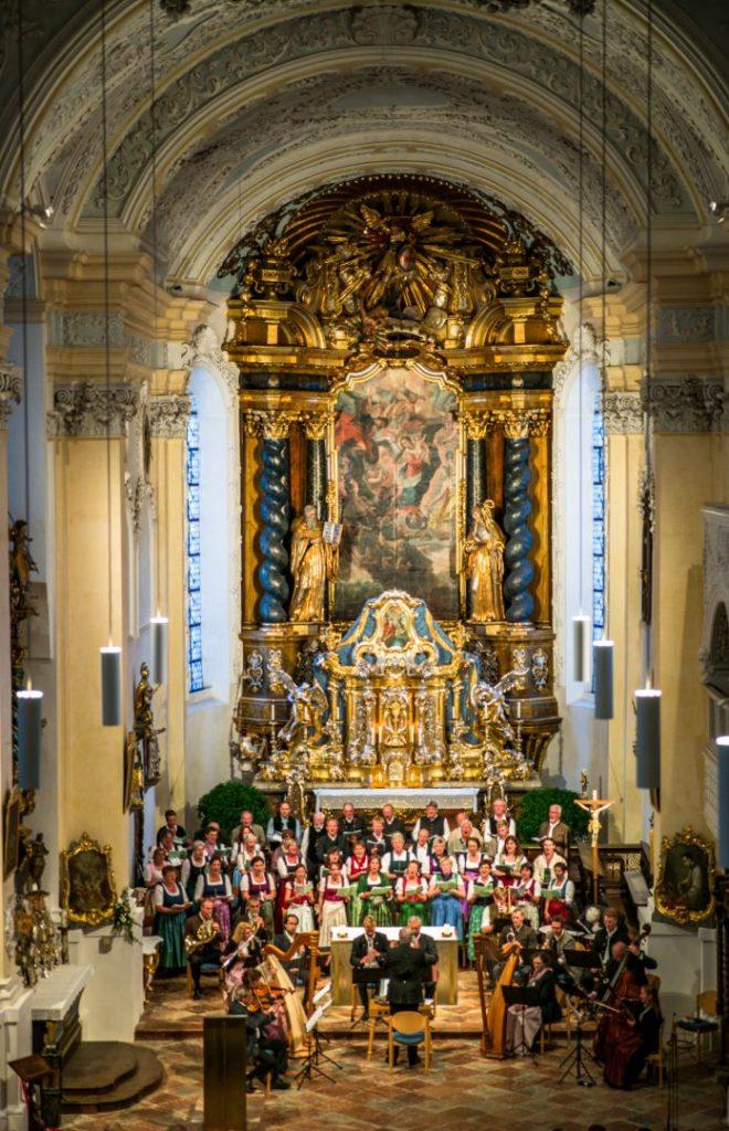 Pfarrkirche St. Michael in Attel | Wasserburg
