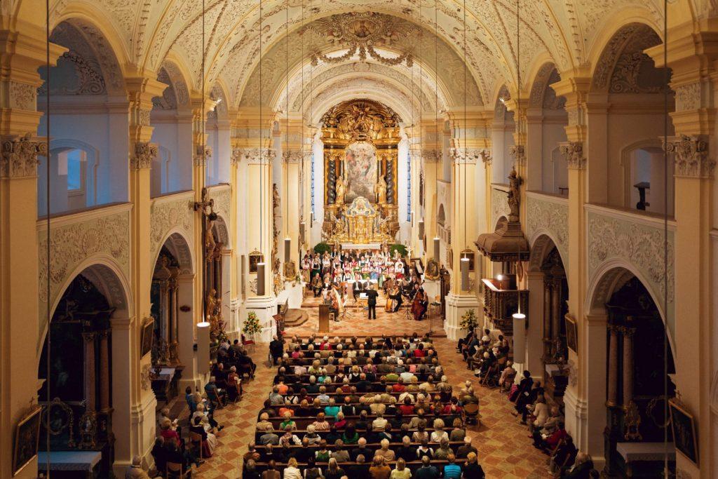 Pfarrkirche St Michael in Attel | Wasserburg