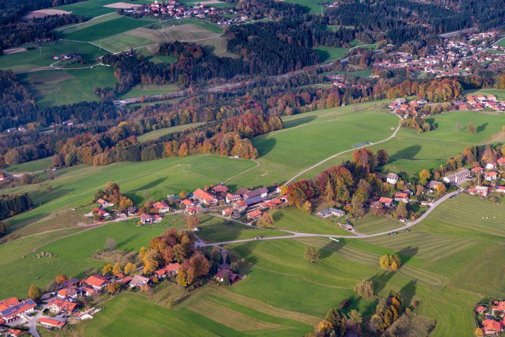 Obereck, Untereck & Fading